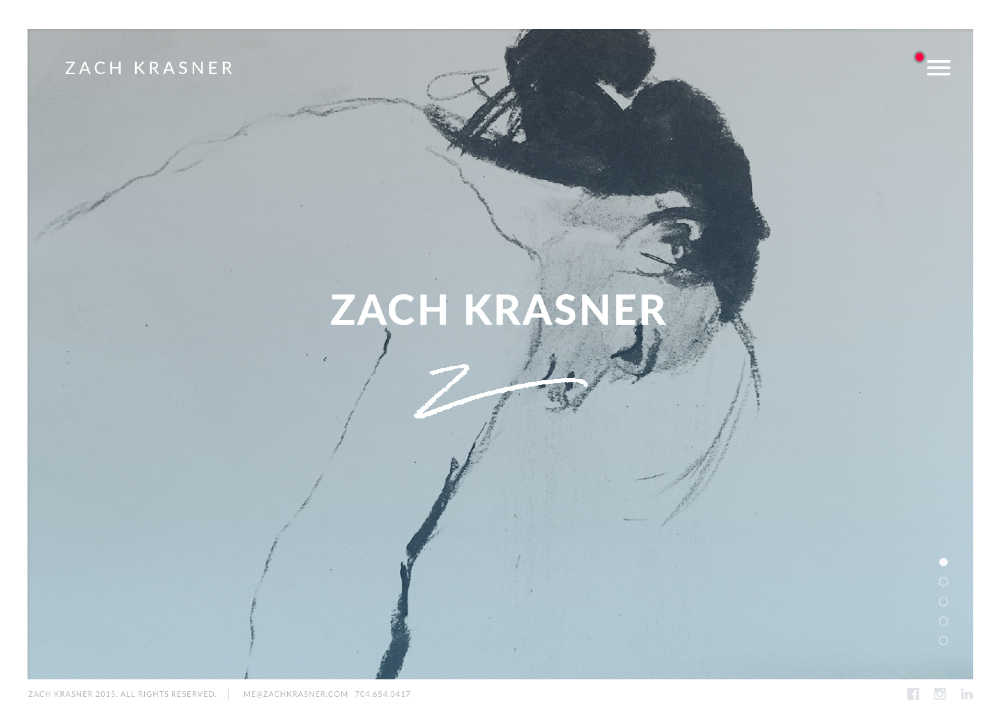Artwork of Zach Krasner